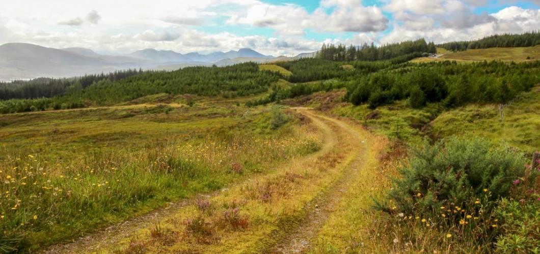 Schotland... Kruyt set-